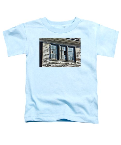 Warehouse Windows Toddler T-Shirt