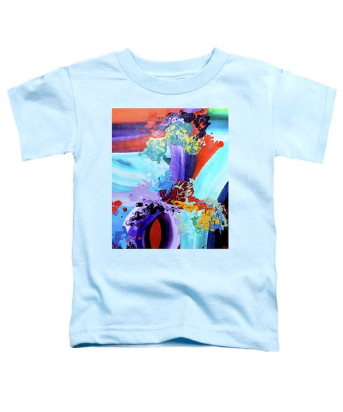 Watery Waves Toddler T-Shirt