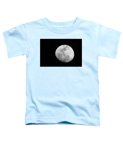 Waxing Gibbous Toddler T-Shirt