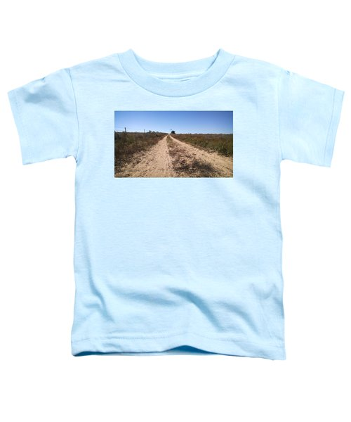 Toddler T-Shirt featuring the photograph Wind And Sand by Carl Young