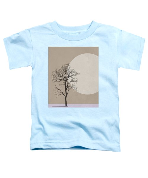 Winter Morning Tree Toddler T-Shirt