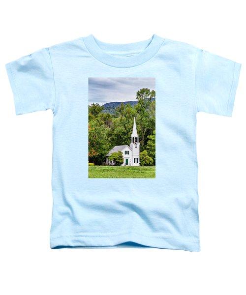 Wonalancet Union Chapel Toddler T-Shirt