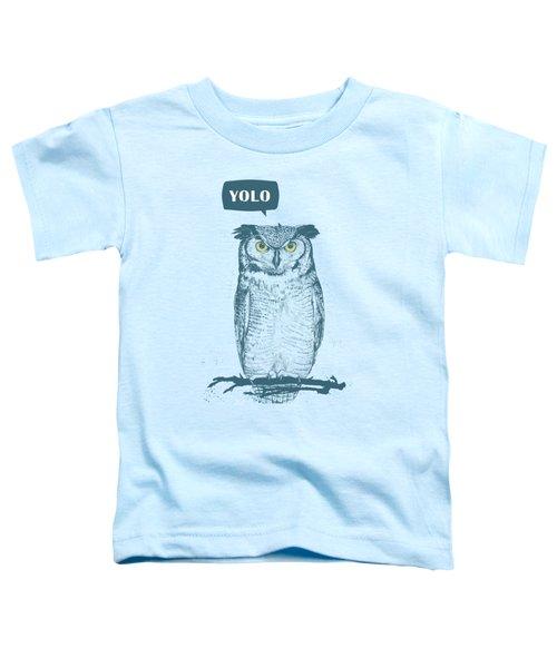 Yolo Toddler T-Shirt