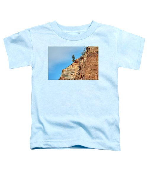 Zion National Park Toddler T-Shirt