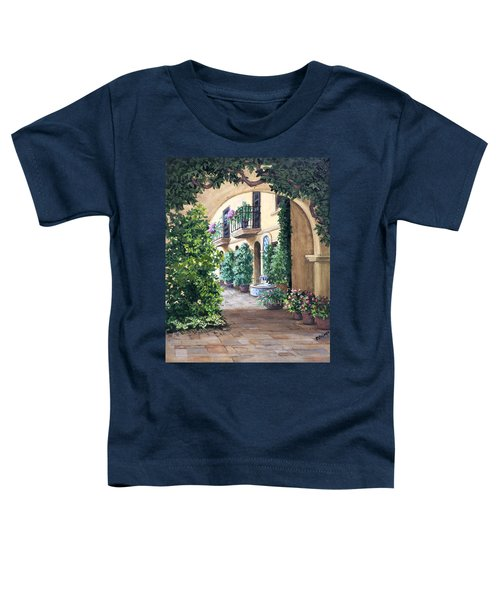 Sedona Archway Toddler T-Shirt