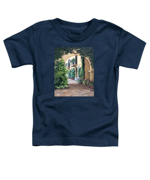 Sedona Archway Toddler T-Shirt