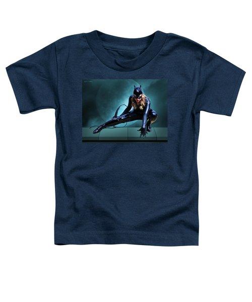 The Feline Fatale Toddler T-Shirt