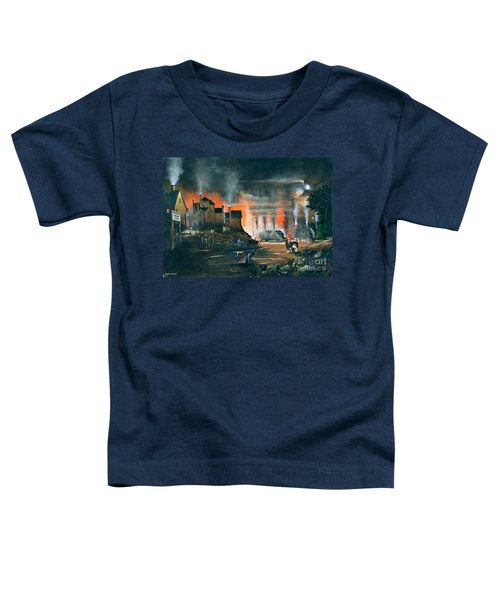 Coalbrookdale Toddler T-Shirt
