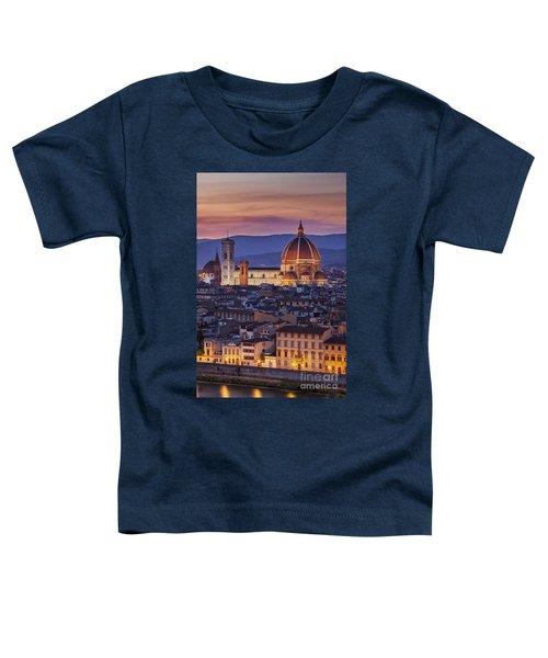 Florence Duomo Toddler T-Shirt