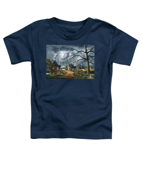 Gathering Storm Toddler T-Shirt