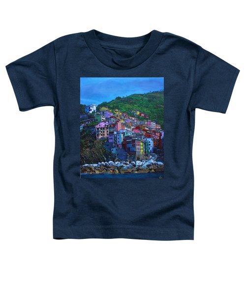 Italia Toddler T-Shirt