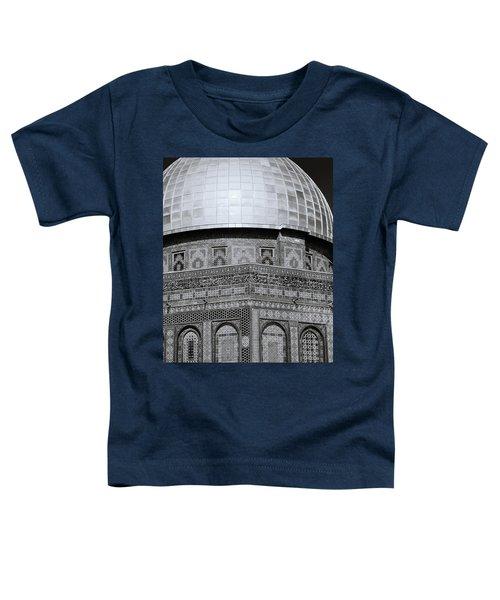 Jerusalem Mosaic Toddler T-Shirt