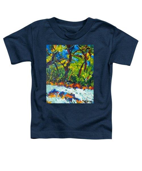 Rapids Toddler T-Shirt