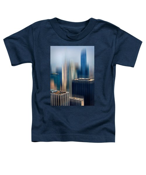 Rising Metropolis Toddler T-Shirt