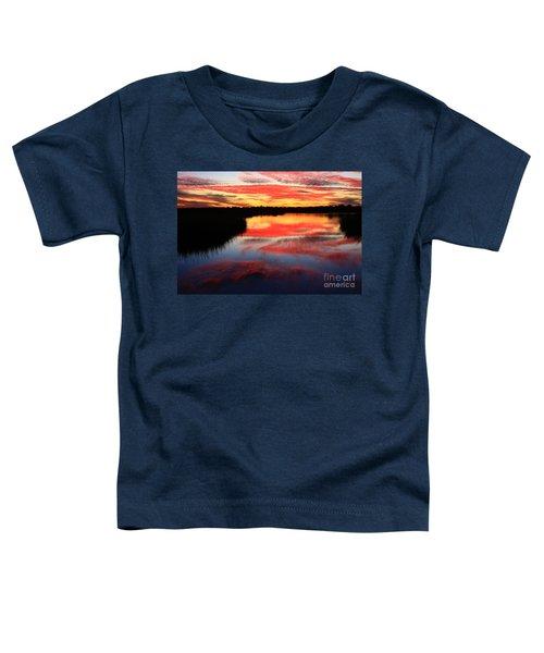 South Ponte Vedra Coast Toddler T-Shirt