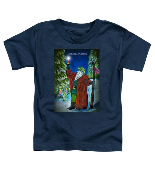 The Holly King Toddler T-Shirt