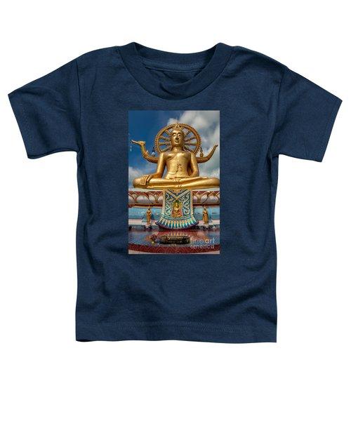 The Lord Buddha Toddler T-Shirt