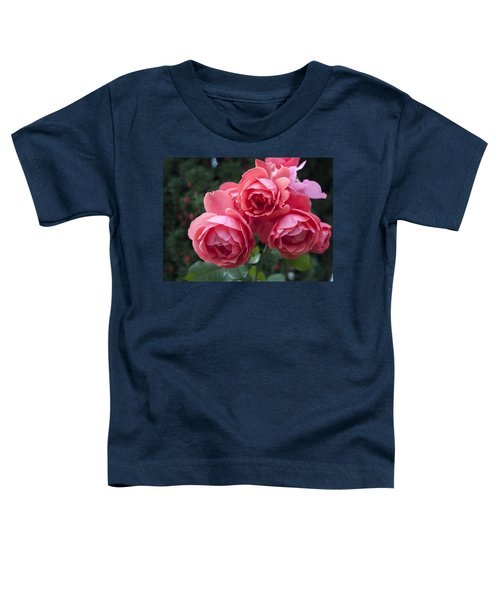 Three Of A Kind Toddler T-Shirt