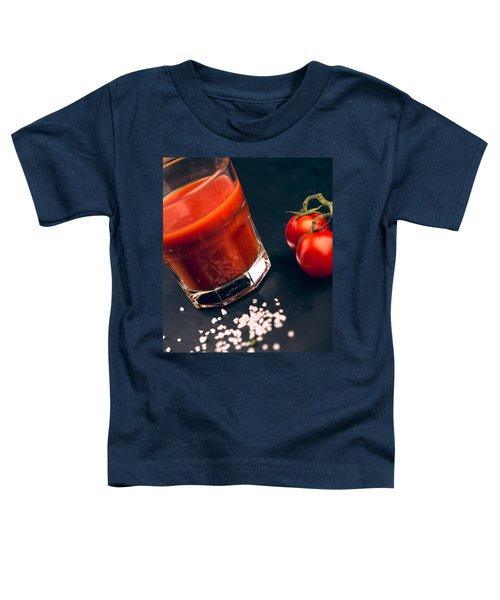 Tomato Juice Toddler T-Shirt