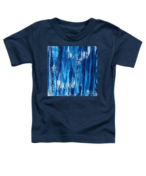 Snow Fall Toddler T-Shirt