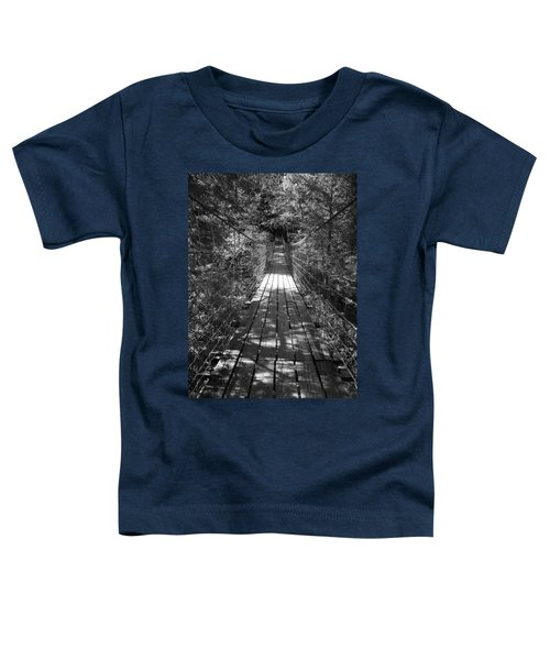 Walk Through Woods Toddler T-Shirt