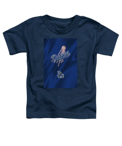 Los Angeles Dodgers Uniform Toddler T-Shirt