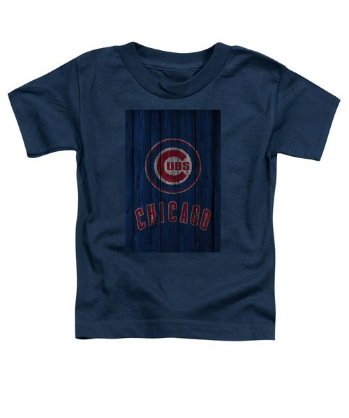 Chicago Cubs Toddler T-Shirt