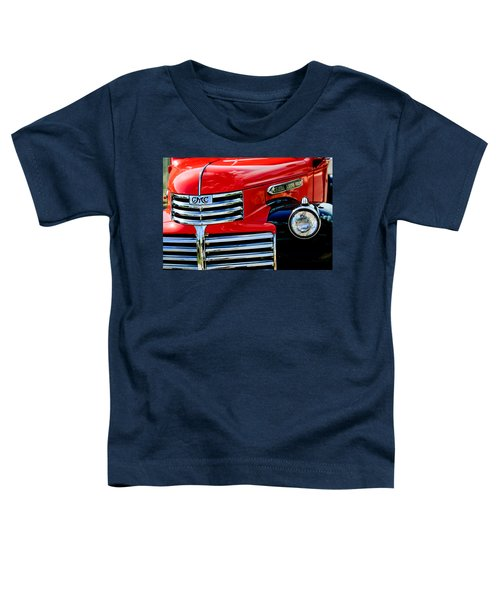 1942 Gmc  Pickup Truck Toddler T-Shirt
