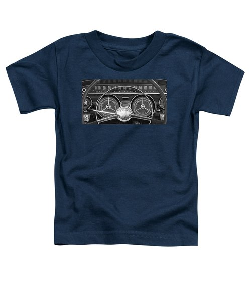 1959 Buick Lasabre Steering Wheel Toddler T-Shirt