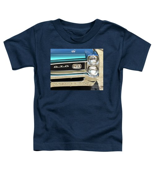 1966 Pontiac Gto Toddler T-Shirt