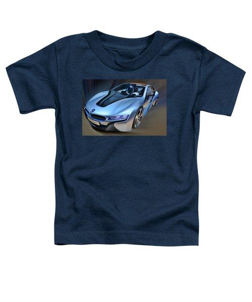B M W  I8  Concept  2014 Toddler T-Shirt