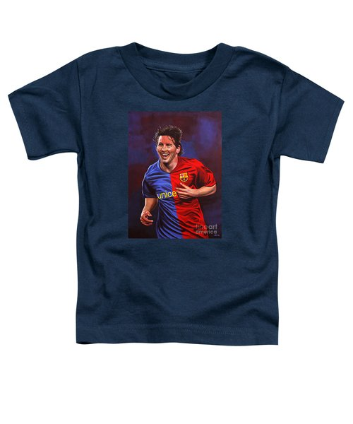 Lionel Messi  Toddler T-Shirt