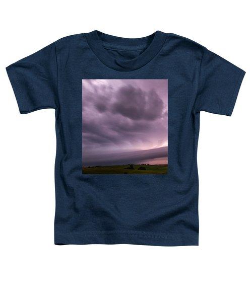 Wicked Good Nebraska Supercell Toddler T-Shirt