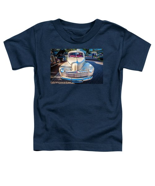1946 Ford Super Deluxe Coupe Toddler T-Shirt