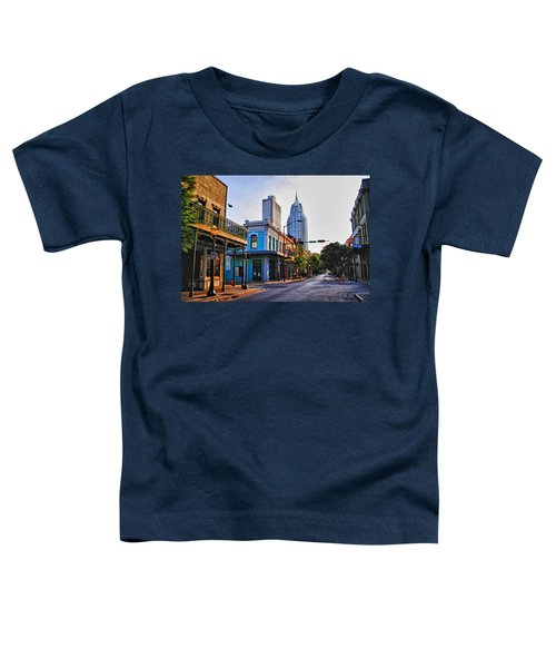 3 Georges Toddler T-Shirt