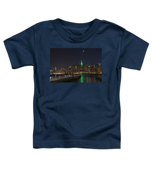 View From Gantry Plaza State Park Toddler T-Shirt