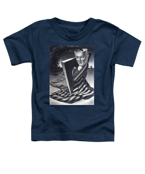Architecture Of Imagination Toddler T-Shirt