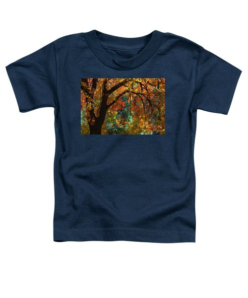 Fall Color Toddler T-Shirt