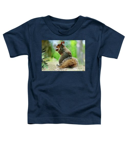 Harry The Squirrel Toddler T-Shirt