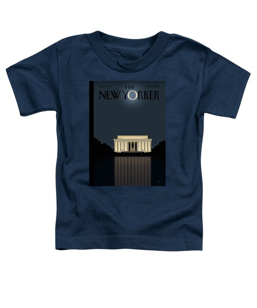 New Yorker November 17th, 2008 Toddler T-Shirt