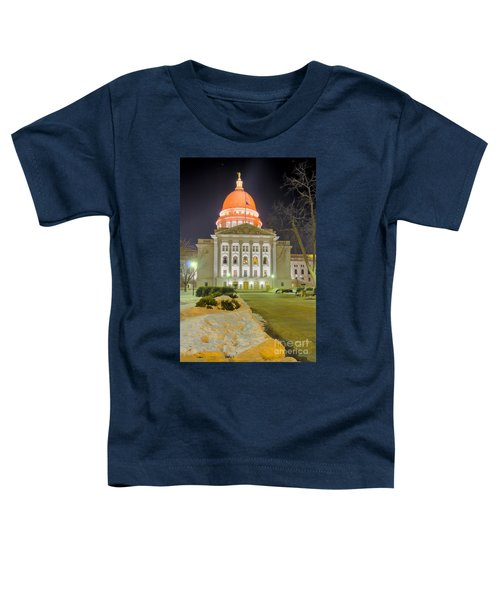 Madison Capitol Toddler T-Shirt