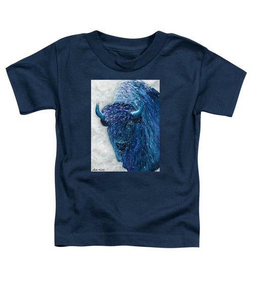 Buffalo  - Ready For Winter Toddler T-Shirt