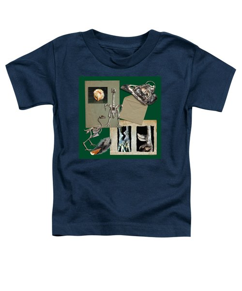 8. Chook Parts Toddler T-Shirt