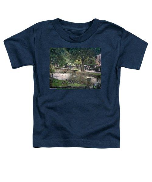 A Bit Of Rain Toddler T-Shirt