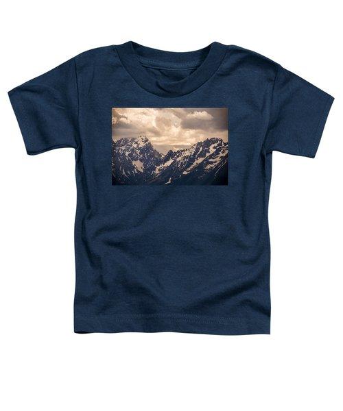 A Break Through Toddler T-Shirt