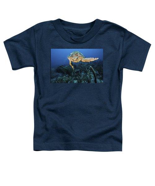 A Left Hand Turn Toddler T-Shirt