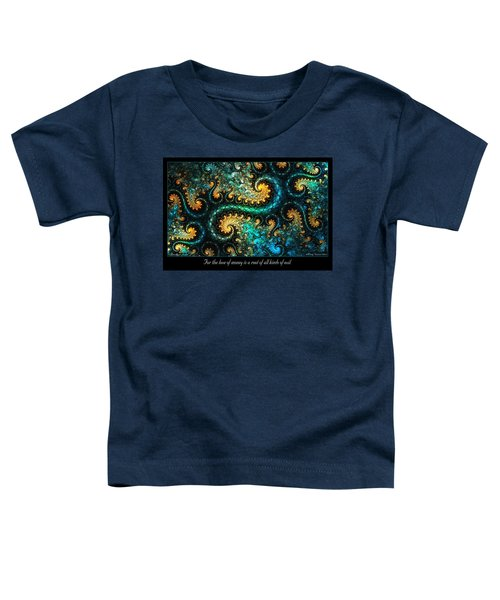 A Root Toddler T-Shirt