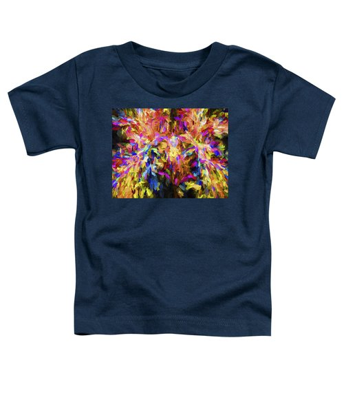 Abstract Artwork 21 Toddler T-Shirt