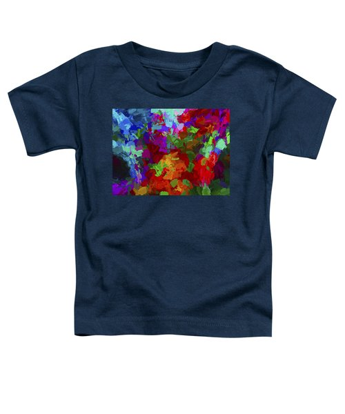 Abstract Artwork A1 Toddler T-Shirt
