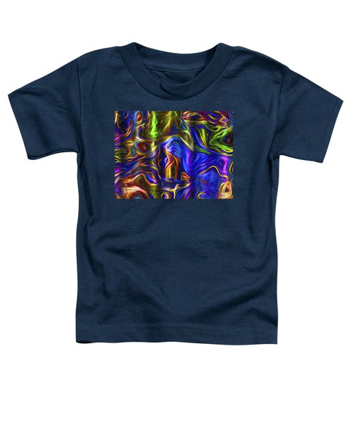 Abstract Artwork A3 Toddler T-Shirt